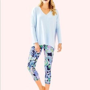 Lilly Pulitzer Luxletic Clifford Top Size Med NWT
